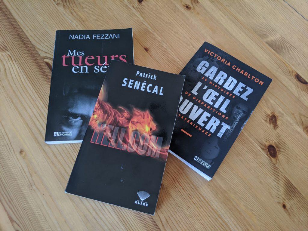 livres policiers