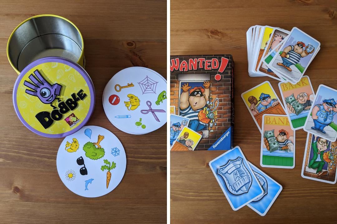 5 jeux pour occuper les enfants de 5 à 8 ans   Marie-Ève et famille